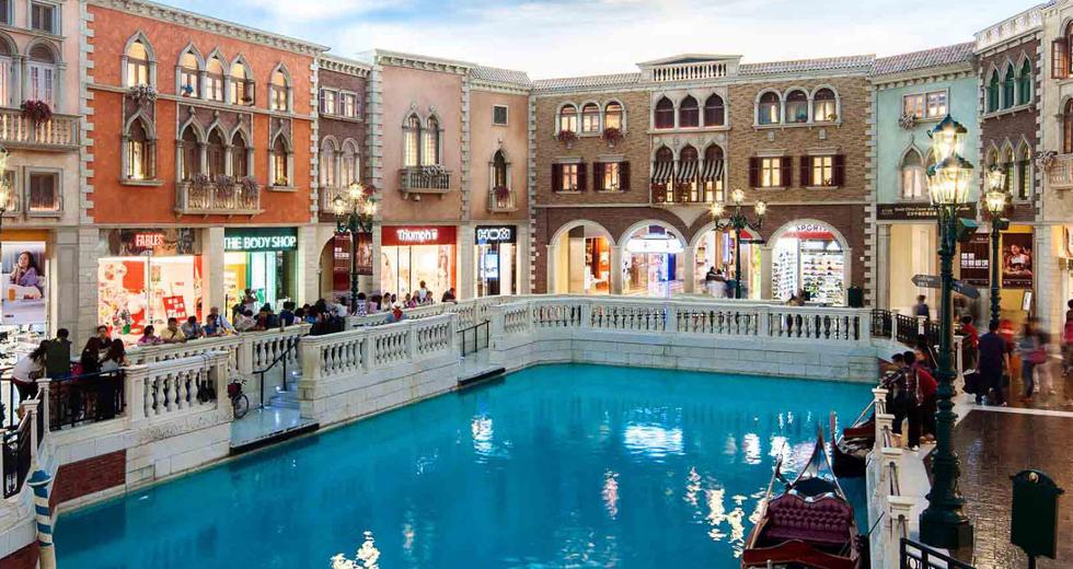 Shopping The Venetian, em Macau (foto: venetianmacao.com/Reprodução)