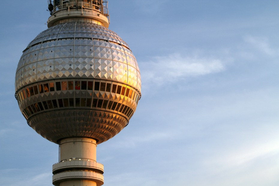 Torre de TV de Berlim (foto: Eduardo Vessoni)