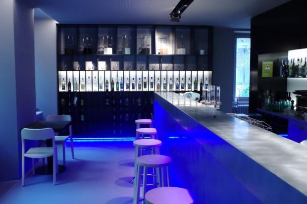 Bar da Masion de l'Absinthe (foto: Eduardo Vessoni)