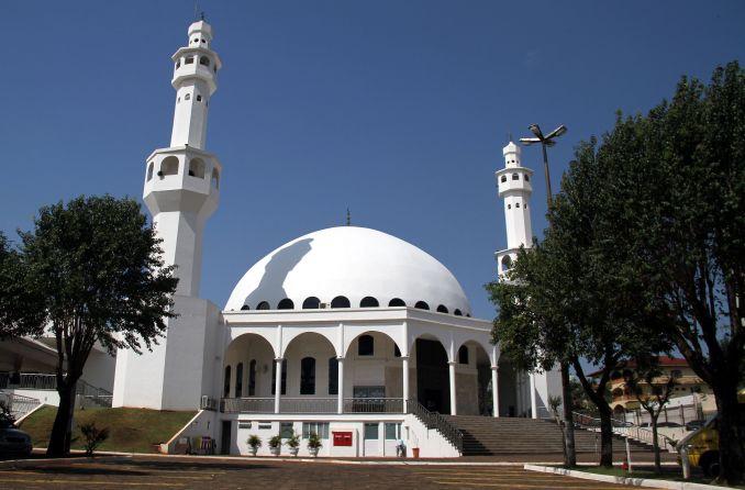 Mesquita Muçulmana de Foz do Iguaçu (foto: Eduardo Vessoni)
