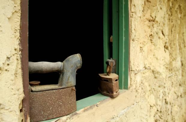 Área externa do Museu Casa de Taipa, em São Miguel do Gostoso (foto: Eduardo Vessoni)