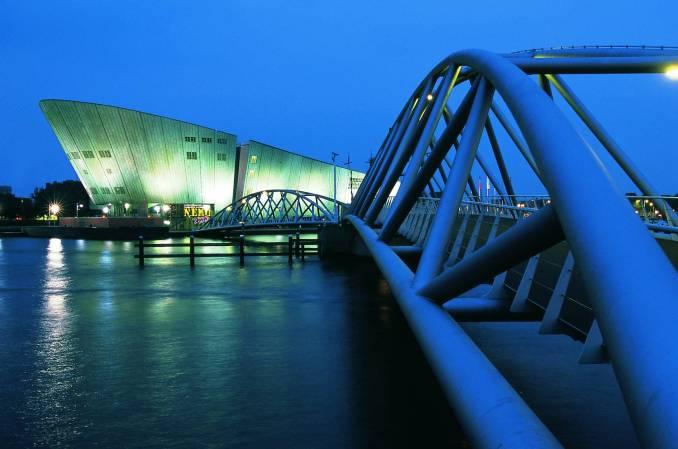 Nemo Museum, em Amsterdã (foto: Divulgação)