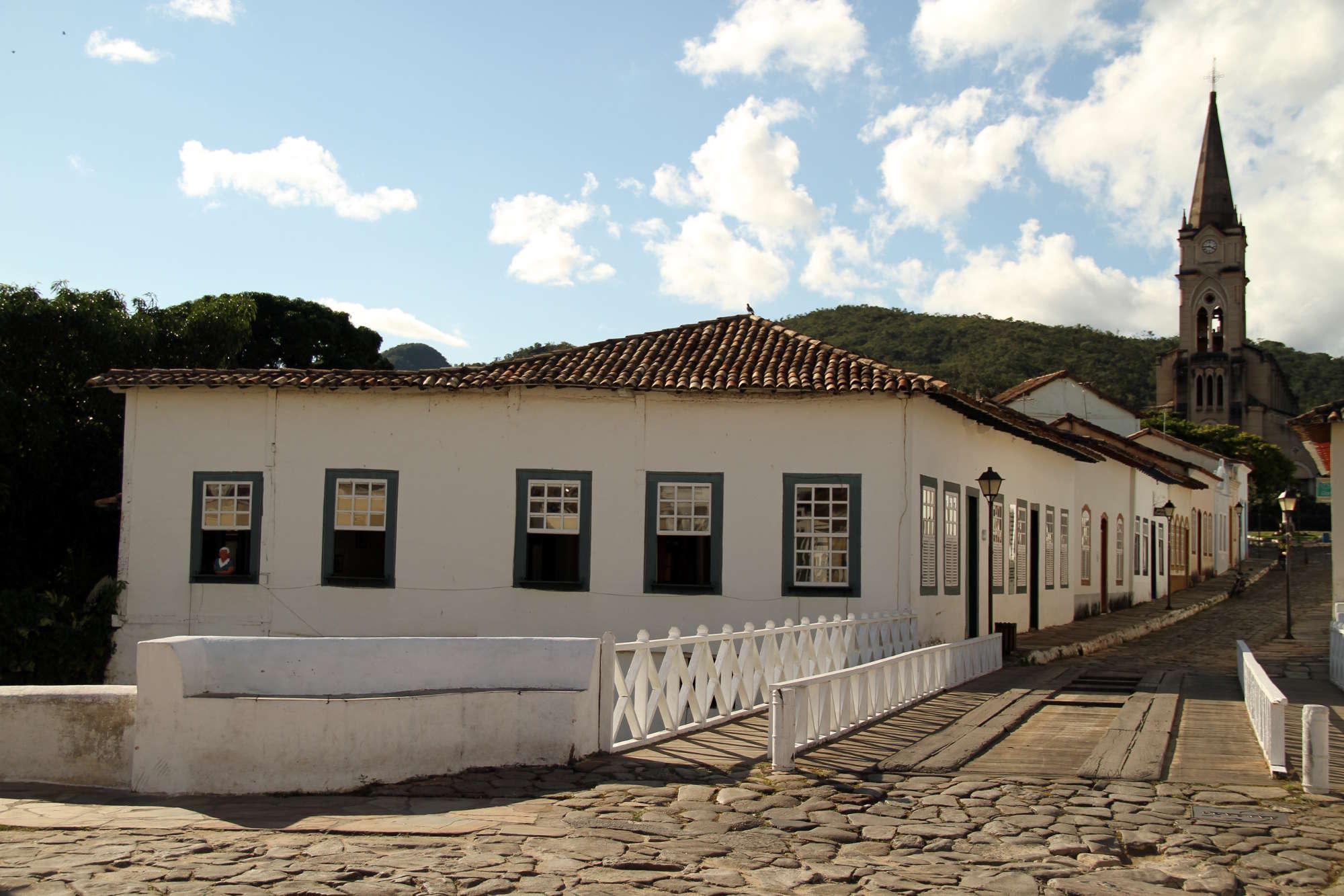 Cidade de Goiás: na casa de Cora Coralina