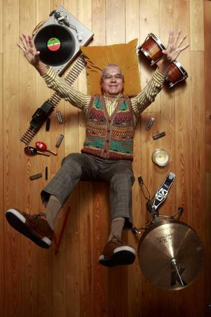 Claude Nobs, fundador do Montreux Jazz Festival (foto: FFJM/Charly Rappo)