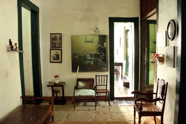 Museu Casa de Cora Coralina, na Cidade de Goiás (foto: Eduardo Vessoni)