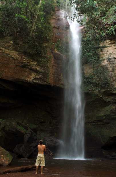 Roncadeira, em Taquaruçu (foto: Eduardo Vessoni)