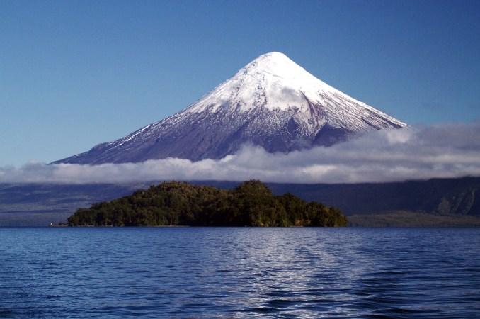 Vulcão Osorno (foto: Eduardo Vessoni)