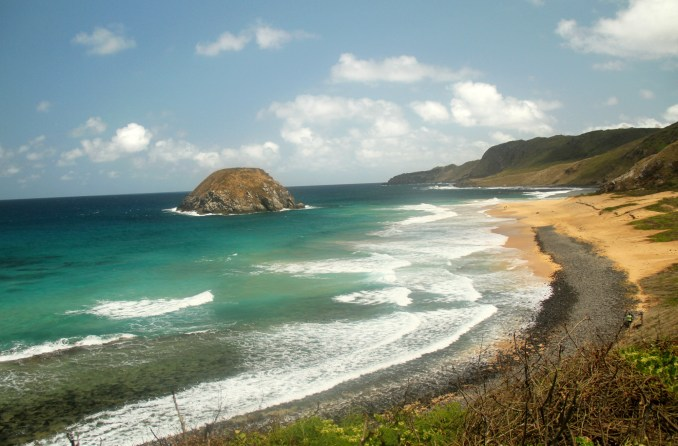 Praia do Leão (foto: Eduardo Vessoni)
