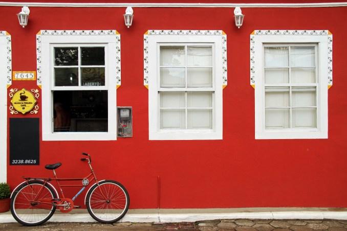 Casario de Ribeirão da Ilha (foto: Eduardo Vessoni)