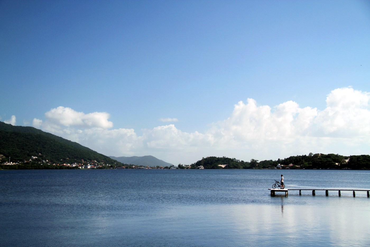Lagoa da Conceição (foto: Eduardo Vessoni)