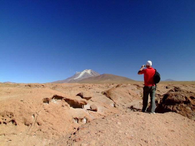 Volcán Ollagüe (foto: Eduardo Vessoni)