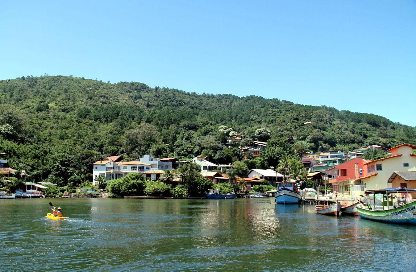 Canal da Lagoa (foto: Eduardo Vessoni)