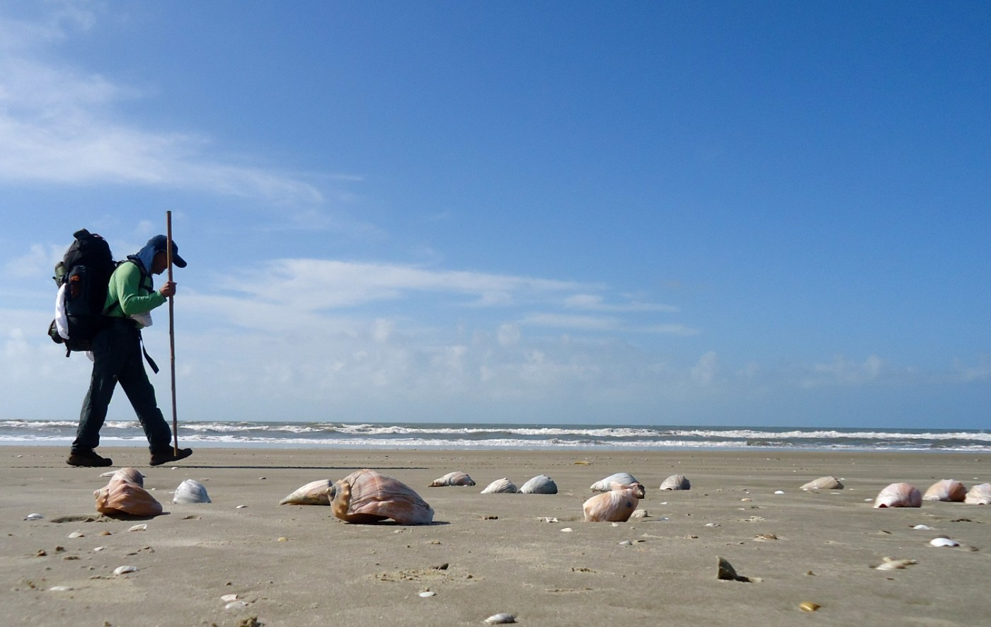 Praia do Cassino (foto: Roraima Adventures/Divulgação)