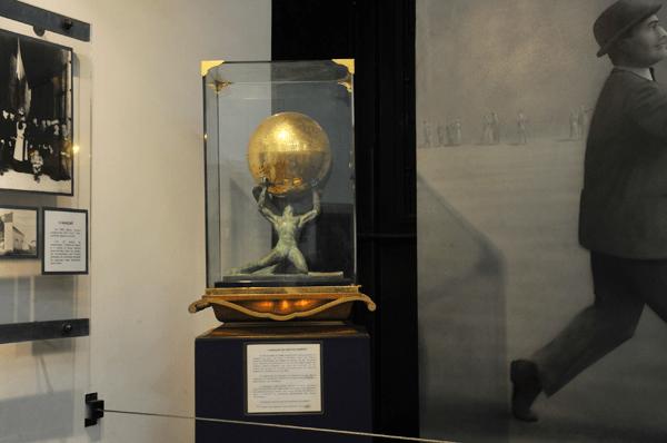 Museu Aeroespacial, no Rio de Janeiro, guarda o coração de Dumont (foto: Museu Aeroespacial/Divulgação)