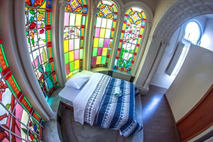 The Hostel, na Via Mariana (foto: Divulgação)
