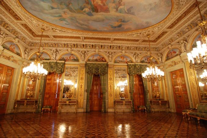 PALACIO DO CATETE: (foto: A C Moraes/Flickr-Creative Commons)