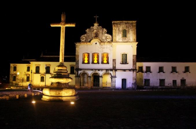 Praça São Francisco, declarada Patrimônio da Humanidade pela Unesco, em São Cristóvao, Sergipe (foto: Eduardo Vessoni)