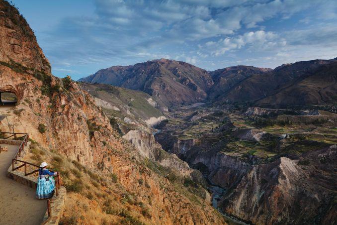 foto: Belmond Andean Explorer/Divulgação