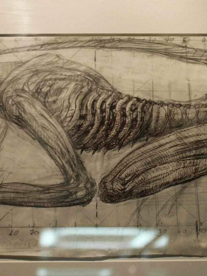 Museu dedicado ao criador do Alien