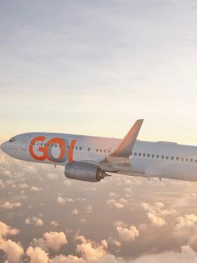 GOL anuncia retorno de voos internacionais