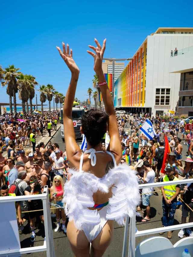 Parada do Orgulho de Tel Aviv