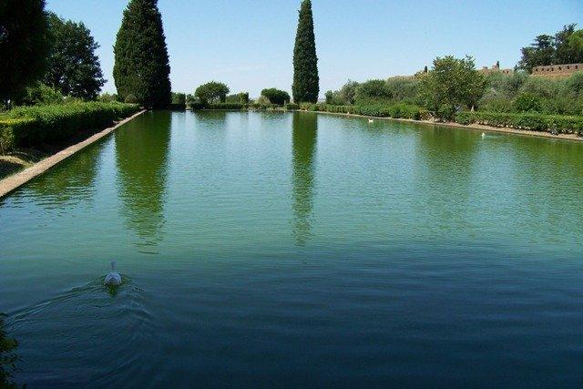 Villa Adriana, na Itália, Patrimônio UNESCO perto de Roma