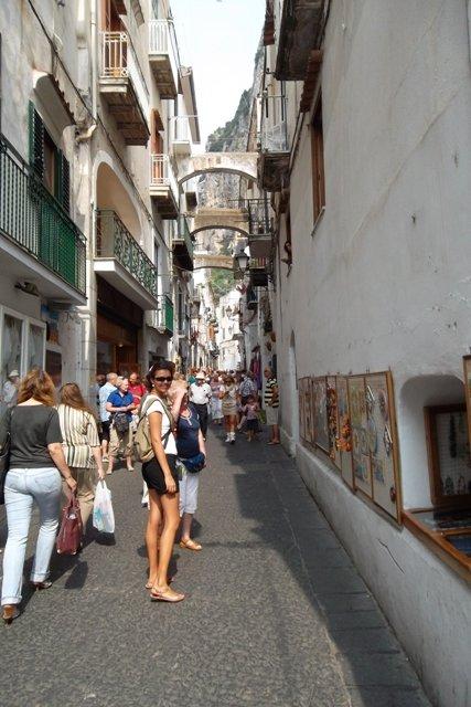 Dicas de Amalfi, Costa Amalfitana