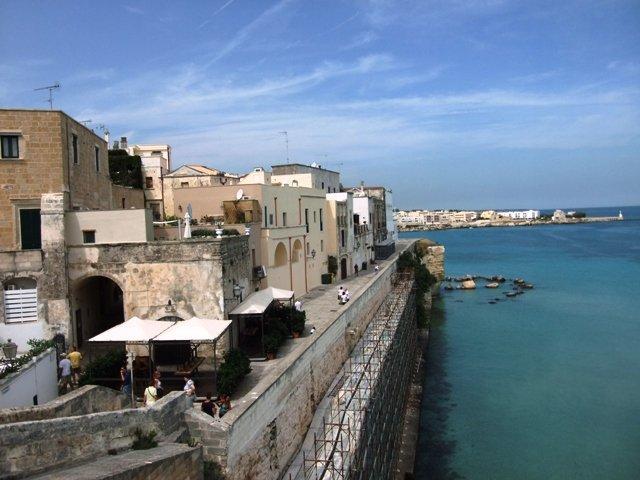 Otranto, Puglia, Itália