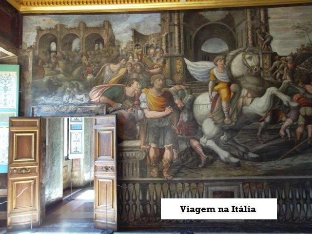 Dicas de museus em Roma: Villa Farnesina