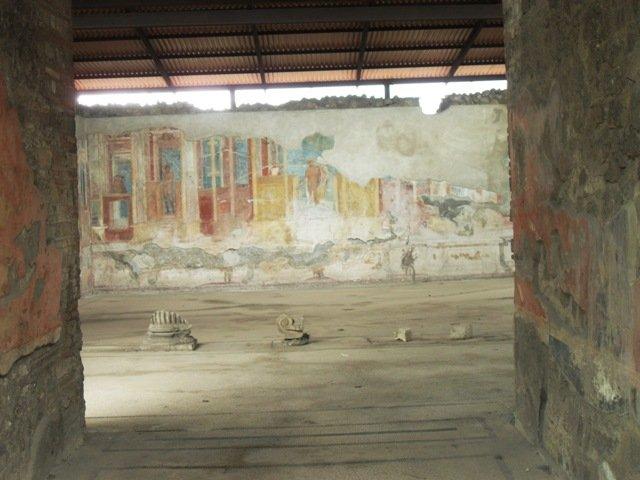 Ruínas da Antiga Pompeia, Itália