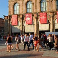 Serviços turísticos em Bolonha