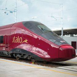 Passagens e passes de trem na Itália