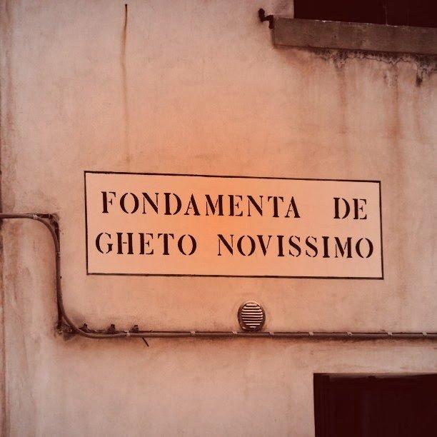 Gueto hebraico em Veneza