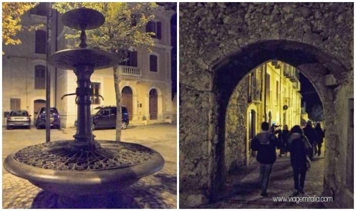Dicas de viagem na Itália. Abruzzo. Castel del Monte
