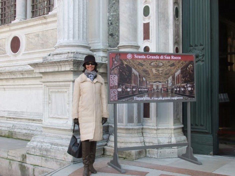 Escola Grande de São Roque em Veneza: Scuola Grande di San Rocco