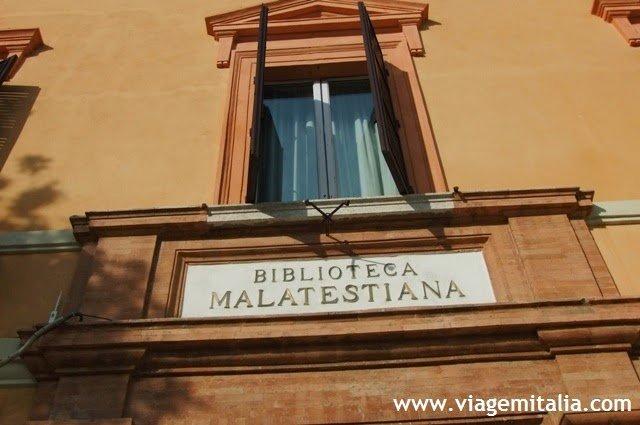 UNESCO: Biblioteca Malatestiana
