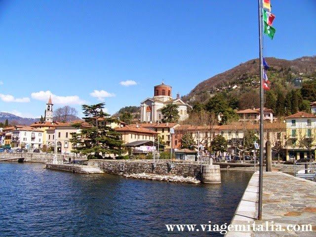 Lago Maggiore a partir de Milão.