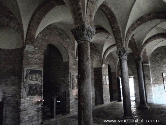 Dicas em Bolonha: Basílica de Santo Stefano