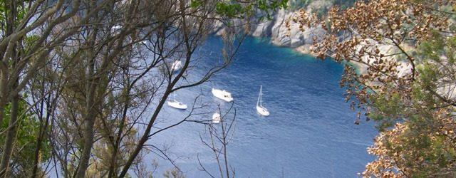 Dicas de praias na Itália. Portofino, Ligúria