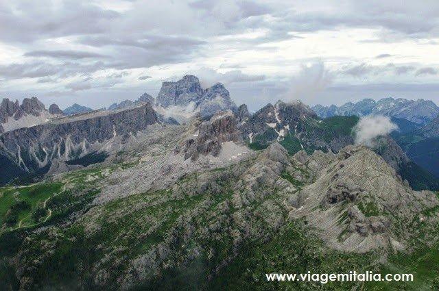 Cortina d'Ampezzo: Rainha das Dolomitas