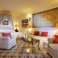 Dicas de hotéis de luxo na Costa Amalfitana. Le Sirenuse em Positano
