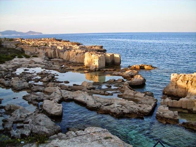 Praias mais bonitas da Itália. Sicília