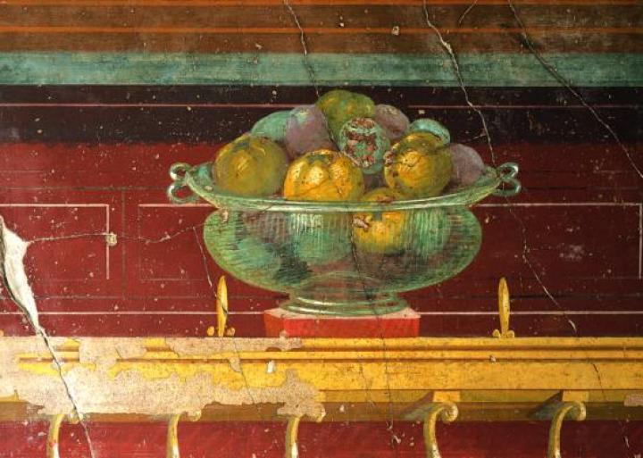 História da alimentação em Roma e Pompeia antigas