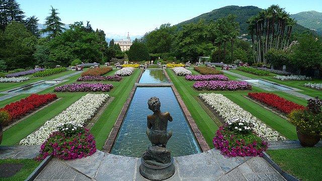🌼 O jardim mais bonito do mundo? Fica na Itália!