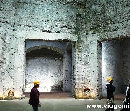 ✳️ 8 atrações de uma Roma subterrânea para você visitar