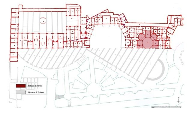 Dicas de Roma - Casa do Imperador Nero (Domus Aurea)