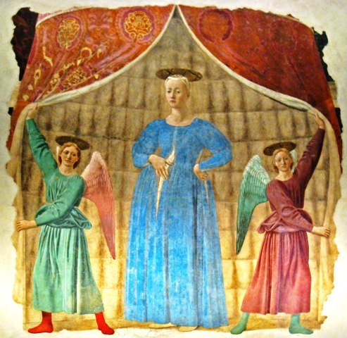🖼️ Biografia e obras de Piero della Francesca na Itália