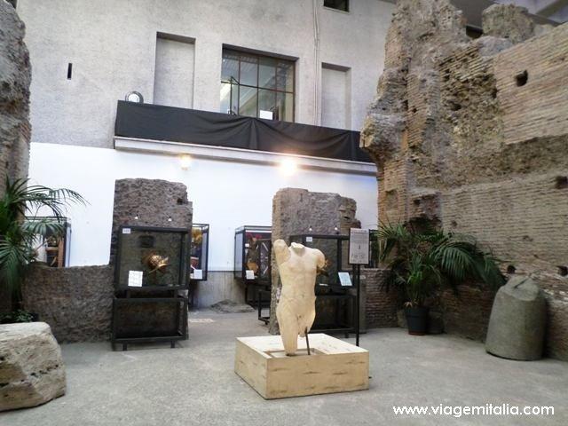 Projeto #experienceRome: maravilhas e segreso de Roma
