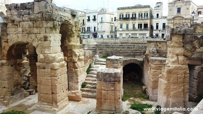 O que ver em Lecce