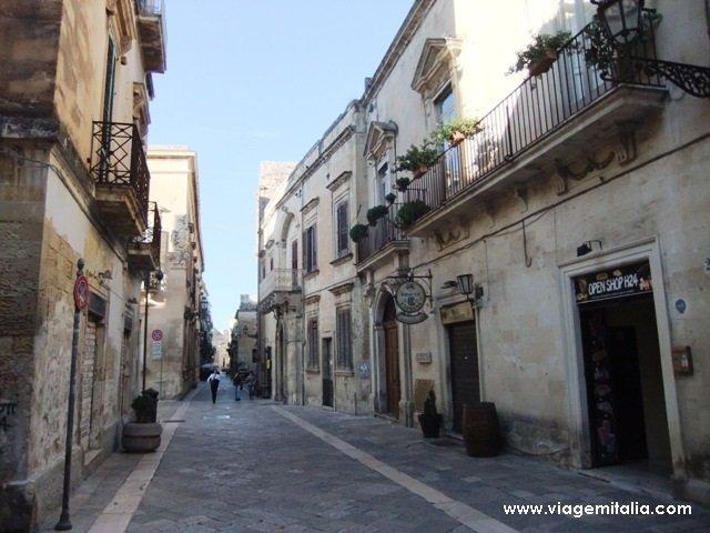 """O que ver em Lecce, """"A Florença do Barroco"""" no sul da Itália"""